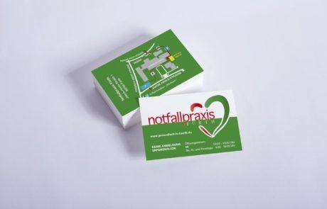 Logoentwicklung für den Gesundheitsbereich